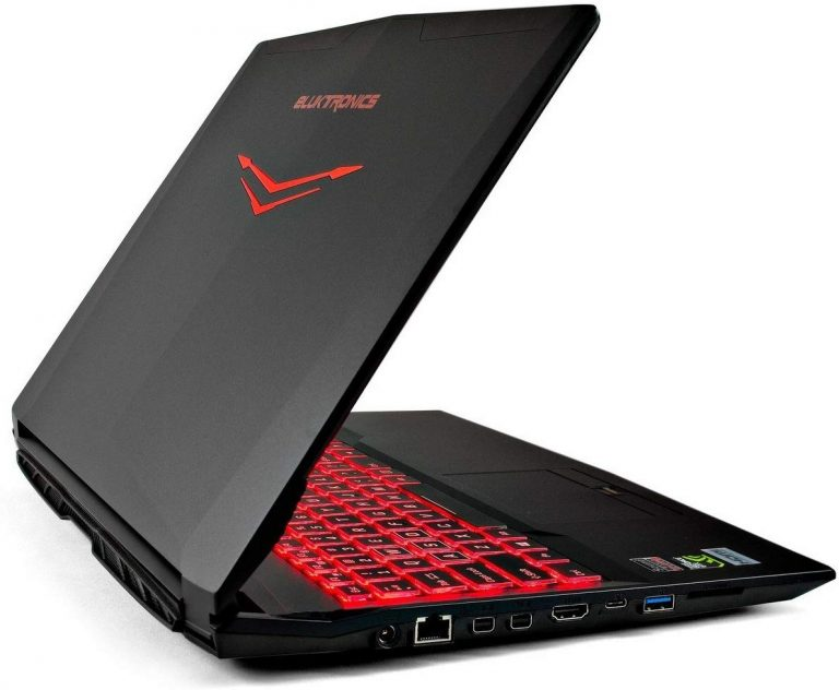 Eluktronics N857EK1 15inch Pro-X Gaming Laptop Review