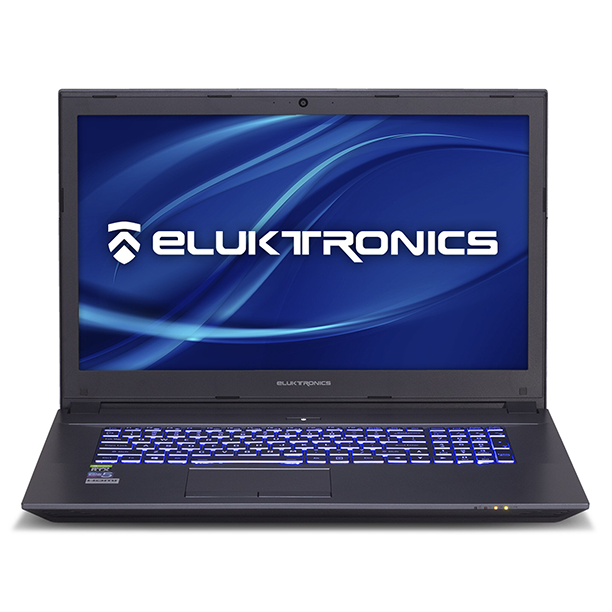 Eluktronics N970TF Gaming Laptop Review