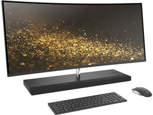 HP Envy Curved all-in-one Desktop Buy on Amazon